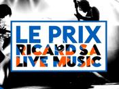 prix Ricard Live Music Dernier jour vote, favoris découvrir aider)