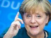 Angela Merkel annule rendez-vous cette semaine après chute