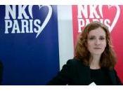 """Pour NKM, Anne Hidalgo Bertrand Delanoë représentent """"dauphinat"""" """"Régence"""""""