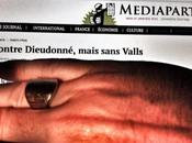Contre Dieudonné, sans Edwy Plenel... Valls