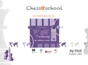 Conférence l'enseignement d'échecs l'école