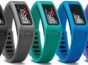 2014 Garmin Vivofit, bracelet connecté
