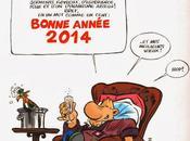 Meilleurs Voeux 2014 Serge Carrère