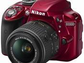 2014 Nouvel appareil photo reflex Nikon D3300 avec 24,2