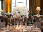 vase carré haut centre table
