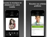 Spotify l'écoute gratuite disponible iPhone iPad