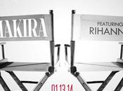 Shakira Rihanna duo, pochette single dévoilée.
