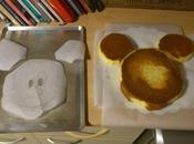 Gâteau Mickey pour fille