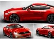 Ford Mustang 2015 voiture officielle 2014