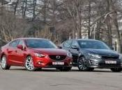 Optima Mazda 2014 Match comparatif