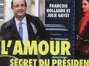 magazine Closer affirme François Hollande entretient liaison avec Julie Gayet, Dans numéro paru vendredi janvier 2014, Valérie Trierweiler hospitalisée.