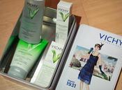 Test produits Vichy gagnés blog Malicia