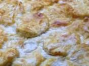 Gnocchis romaine béchamel