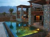 EVASION Hôtel Senses Zighy Oman