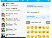 version 4.17 Skype pour iOS: amélioration synchronisation notifications