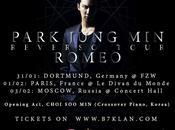 Park Jung Reverso Tour