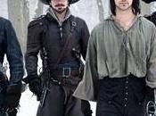 Séries: Lancement Musketeers, nouvelle série BBC1