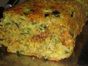 """Cake """"quinoa courgettes"""" sans oeufs"""