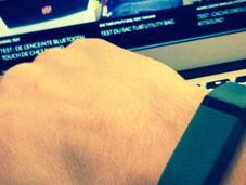 Test bracelet connecté Fitbit Flex