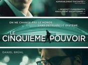 Critique Ciné Cinquième Pouvoir, leaks network