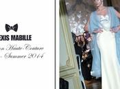 Alexis Mabille collection Haute-Couture Spring Summer 2014