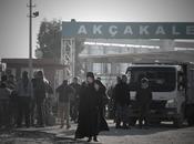 Reportage Avec réfugiés syriens d'Akcakale (Turquie)