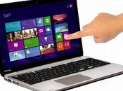 Test l'ordinateur portable Toshiba Satellite P50t