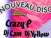 places Nouveau Disco avec Crazy Yellow Wanderlust