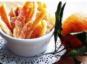 Orangettes maison ....