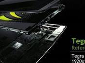seconde génération NVIDIA TEGRA NOTE arrive avec Tegra