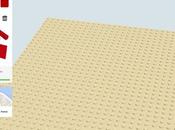 Chrome Lego s'associent construisez ligne partagez!