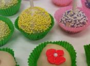Cake pops cake ball, recycle chutes gâteaux.