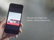 Facebook annonce lancement Paper, sérieux concurrent Flipboard
