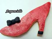 Biscuits girly chaussure chic