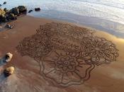 incroyables dessins d'Andres Amador plages Californie