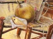 chaise dans l'art haïtien Gérald Alexis