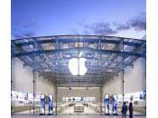 Apple Store magasins confrontés problème mauvaise odeur