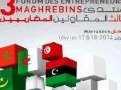 forum entrepreneurs maghrébins février Marrakech
