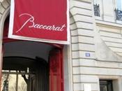 Baccarat célèbre d'excellence