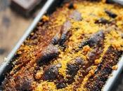 Cake banane chocolat noisettes juste pour plaisir… juste… enfin comme d'habitude choses sont jamais aussi simples avec