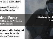 Murder Party Venise