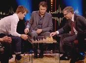 Echecs Bill Gates Magnus Carlsen