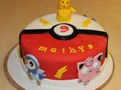 Gateau Pokémon gateau