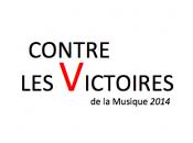 1ères Contre-Victoires Musique 2014 résultats