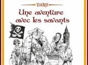 pirates dans aventure avec savants Gidéon DEFOE