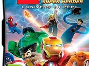 LEGO Marvel Super Heroes L'Univers Péril dispo Nintendo