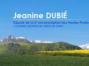 Jeanine DUBIE réagit publication rapport Muséum, Philippe Martin aussi