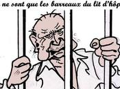 DESSIN PRESSE: Jacques Chirac hospitalisé