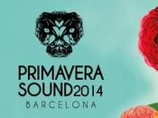 Primavera Sound Festival Barcelone 2014