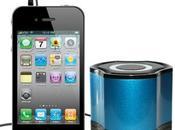 Elle revient: L'enceinte portable Gravity super promo...